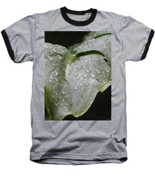 Baseball T-Shirt featuring the photograph Leafy Greens by Tiffany Erdman