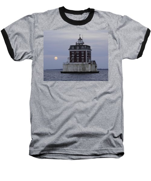 Ledge Light Baseball T-Shirt