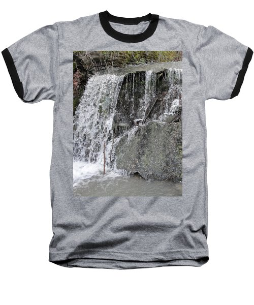 Baseball T-Shirt featuring the photograph Let It Flow by Tiffany Erdman