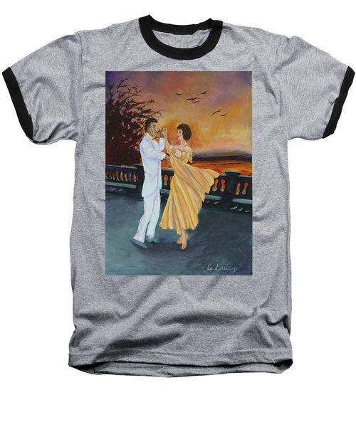Let's Dance Baseball T-Shirt