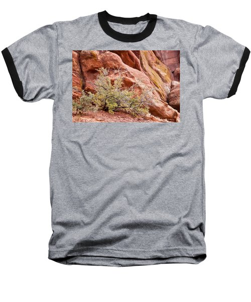 Life At Red Rocks Baseball T-Shirt