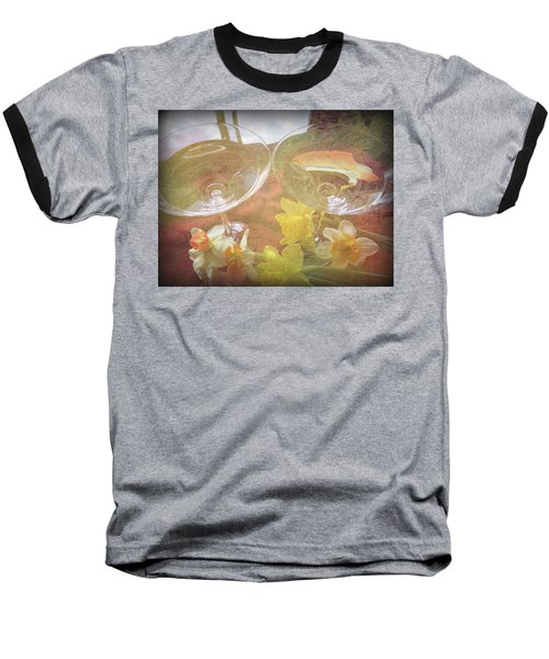 Baseball T-Shirt featuring the photograph Life's Simple Pleasures by Kay Novy