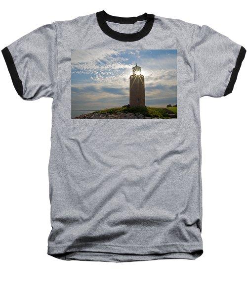 Lighthouse Baseball T-Shirt