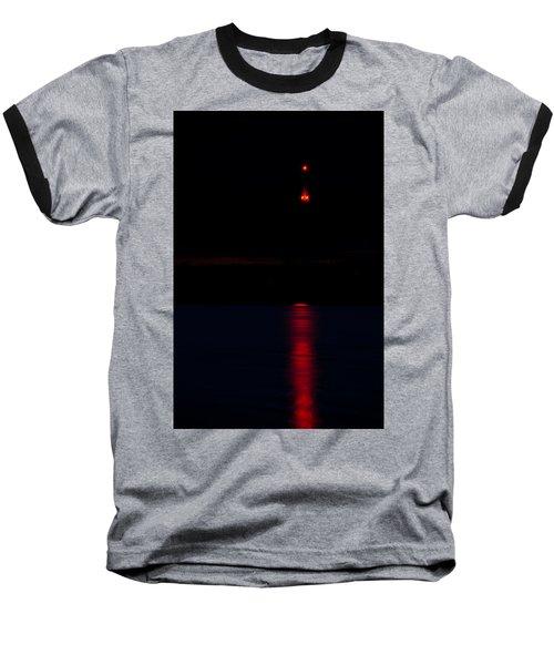 Lights In The Night Baseball T-Shirt
