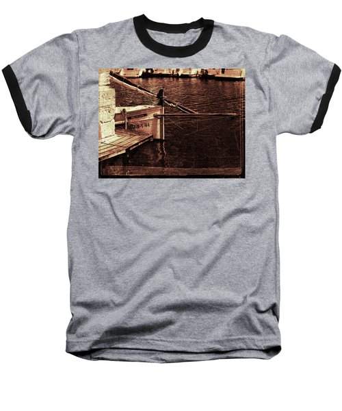 Baseball T-Shirt featuring the photograph Lil Kiss by Pedro Cardona