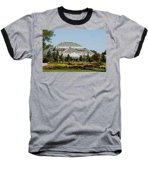 Lincoln Park Zoo In Chicago Baseball T-Shirt