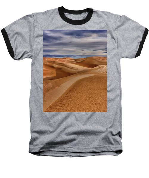 Lines To Infinity Baseball T-Shirt