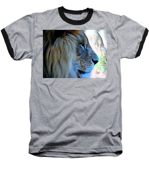Lion King Baseball T-Shirt