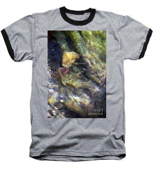 Liquid Leaves 2 Baseball T-Shirt