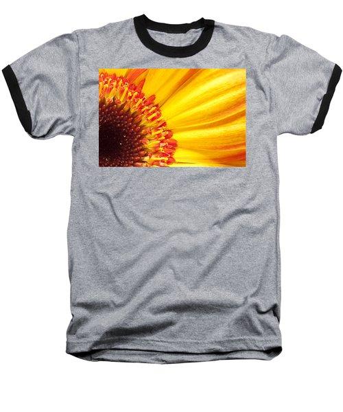 Baseball T-Shirt featuring the photograph Little Bit Of Sunshine by Eunice Gibb