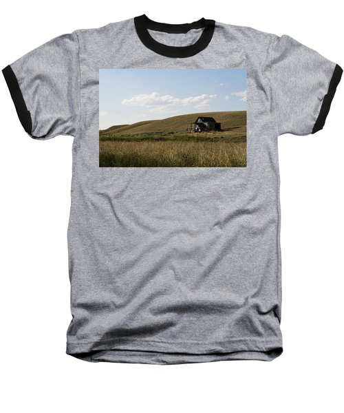 Little House On The Plains Baseball T-Shirt