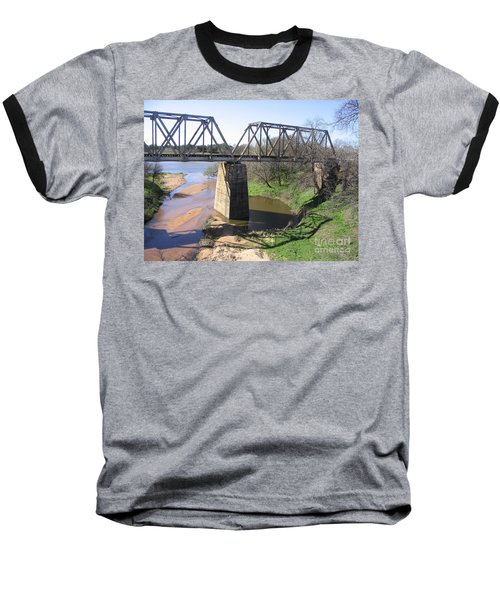 Little Llano Creek Baseball T-Shirt
