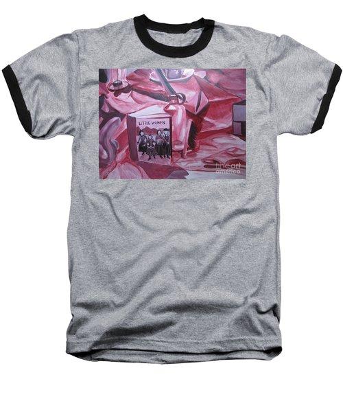 Little Women Baseball T-Shirt
