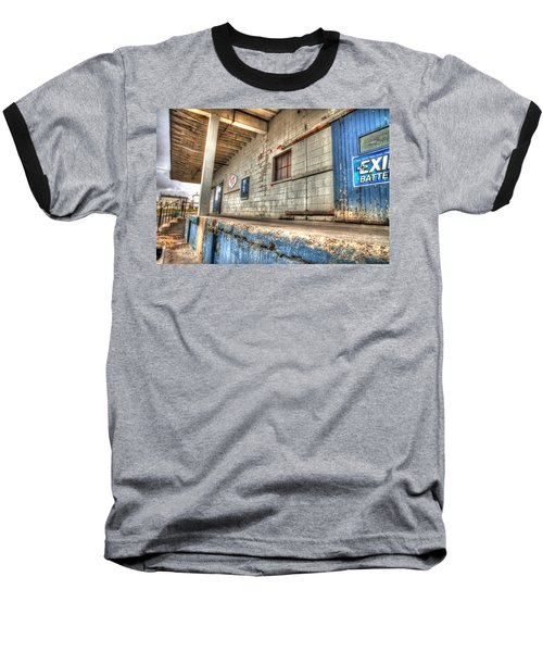Loading Dock Baseball T-Shirt
