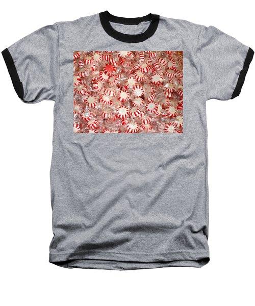 Fun  Mints Baseball T-Shirt