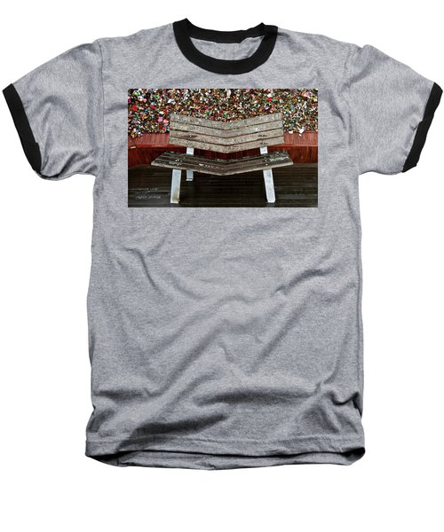 Locks Of Love 2 Baseball T-Shirt by Kume Bryant