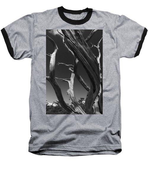 Baseball T-Shirt featuring the photograph Lone Tree by David Gleeson