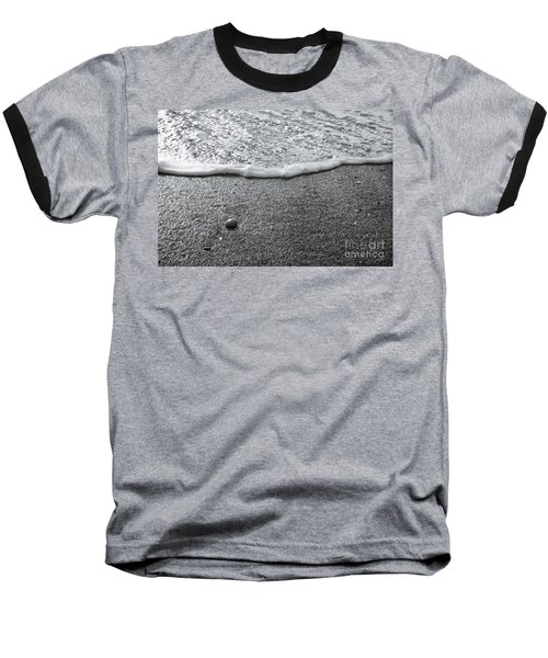 Lonely Pebble Baseball T-Shirt
