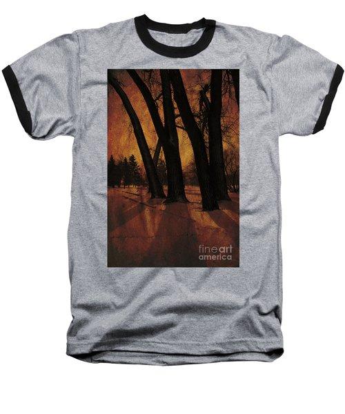 Long Shadows Baseball T-Shirt