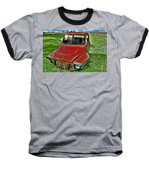 Long Term Parking Baseball T-Shirt