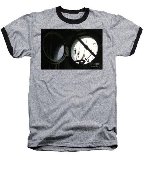 Looking Oceanside Baseball T-Shirt