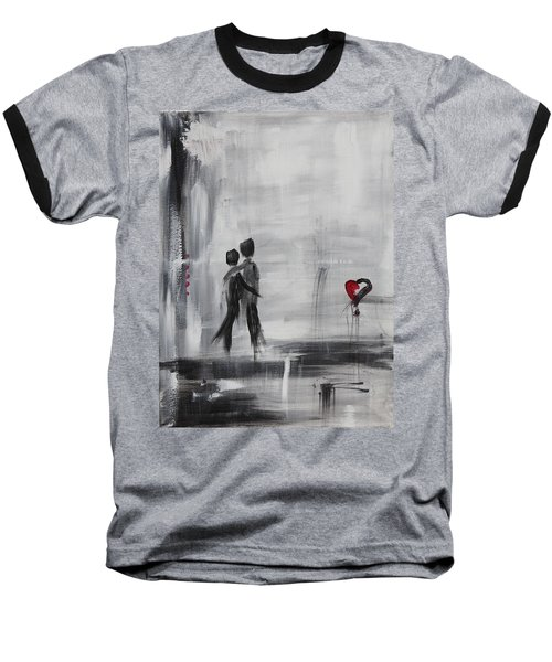 Love Story 1 Baseball T-Shirt