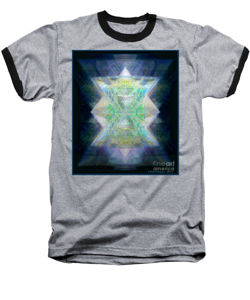 Love's Chalice From The Druid Tree Of Life Baseball T-Shirt
