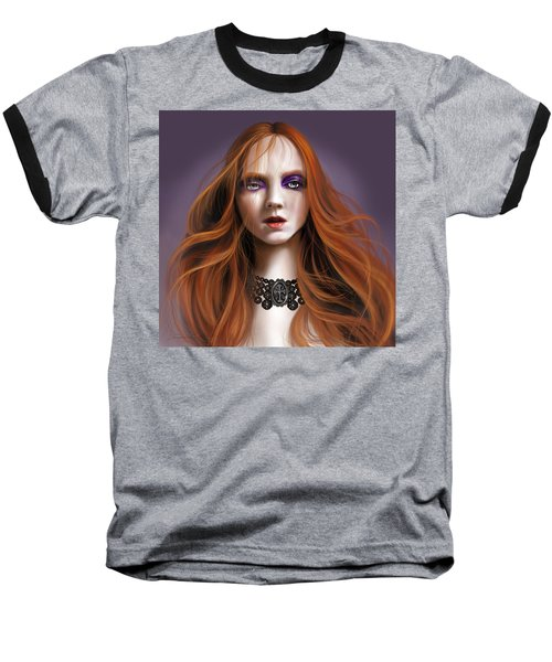 Lucy Westenra Baseball T-Shirt