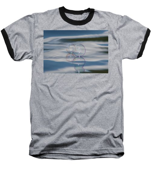 Baseball T-Shirt featuring the photograph Magic On The Water by Cathie Douglas