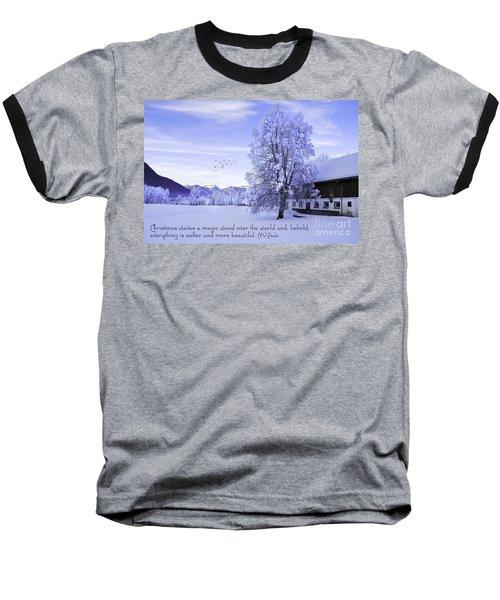 Magic Wand Baseball T-Shirt