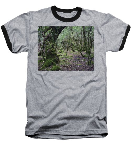 Baseball T-Shirt featuring the photograph Magical Forest by Hugh Smith