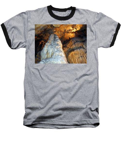 Magnificence Baseball T-Shirt by Lynda Lehmann
