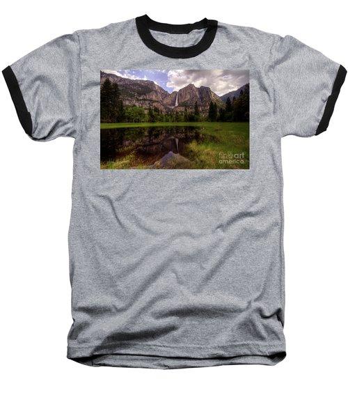 Majestic Reflections Baseball T-Shirt