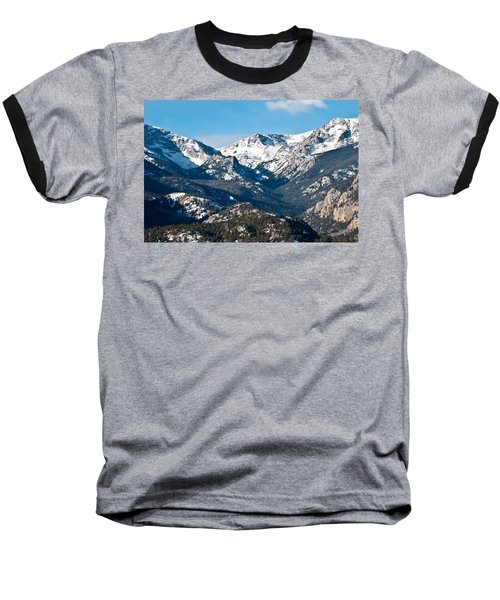 Majestic Rockies Baseball T-Shirt by Colleen Coccia