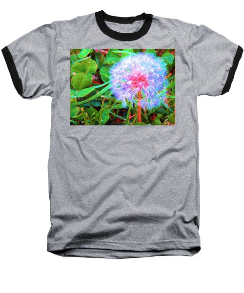 Baseball T-Shirt featuring the photograph Make A Wish by Susan Carella