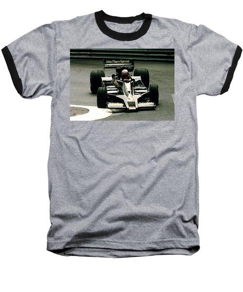 Mario World Champ Baseball T-Shirt