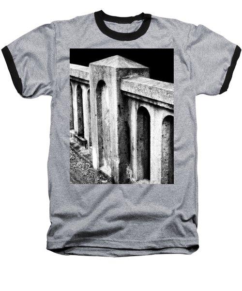 Mary Street Bridge Bristol Virginia Baseball T-Shirt