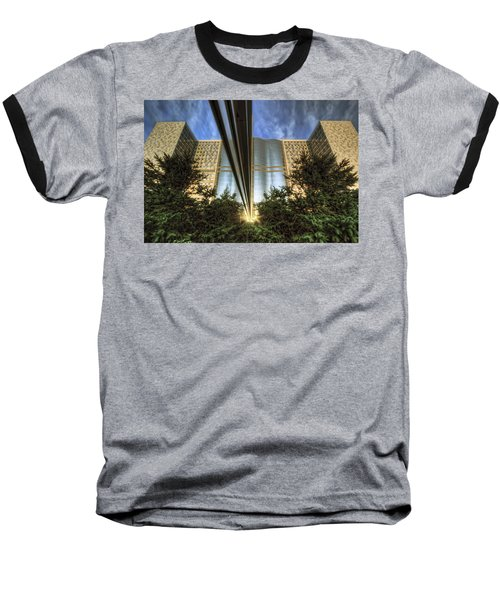 Baseball T-Shirt featuring the photograph Mayo Squared by Tom Gort