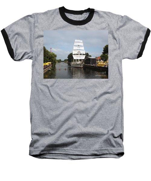 Merdijanas. Klaipeda. Lithuania. Baseball T-Shirt