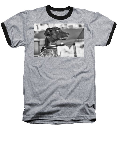 Baseball T-Shirt featuring the photograph Mesmerized by Eunice Gibb