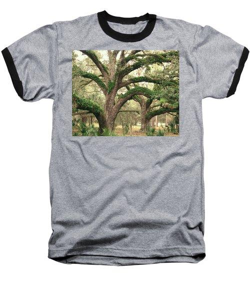 Mighty Oaks Baseball T-Shirt