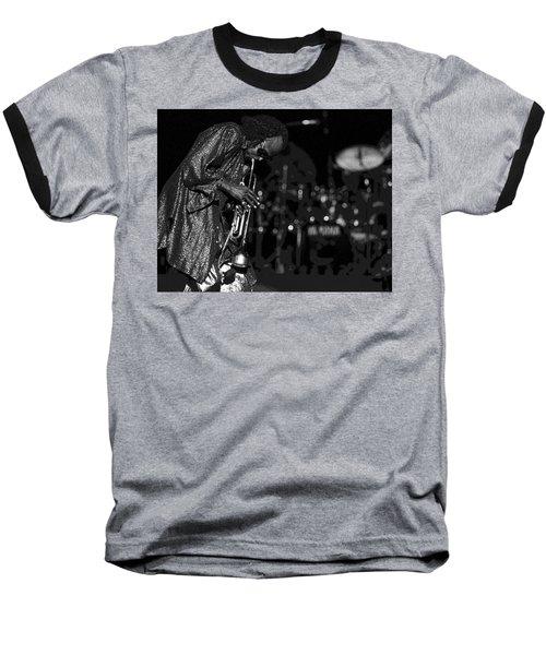 Miles Davis - The One Baseball T-Shirt