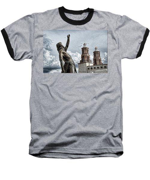 Mission At San Luis Baseball T-Shirt