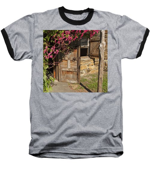 Mission San Jose 3 Baseball T-Shirt