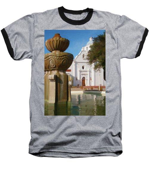 Mission Santa Cruz Baseball T-Shirt