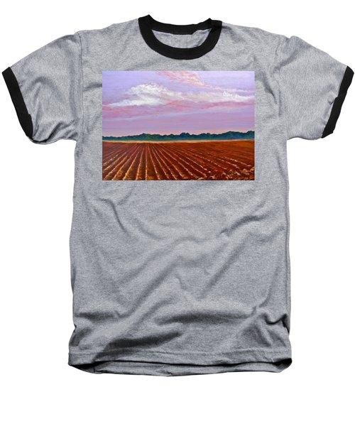 Mississippi Land And Sky Baseball T-Shirt