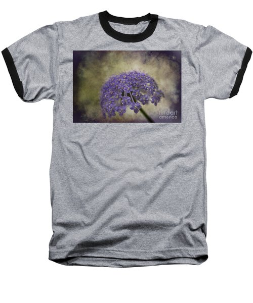 Baseball T-Shirt featuring the photograph Moody Blue by Clare Bambers