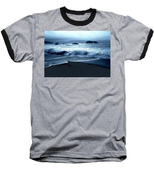 Arch Rock Northern California Coast Baseball T-Shirt