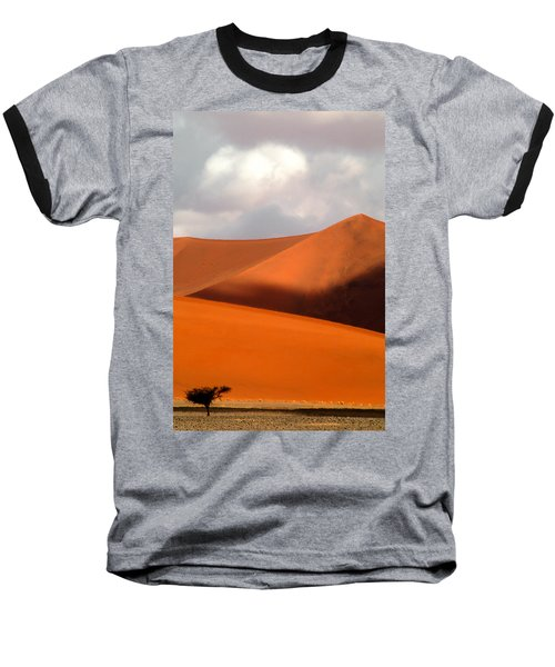 Moody Tree Upright Baseball T-Shirt