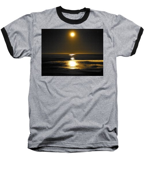 Moon Dust Baseball T-Shirt